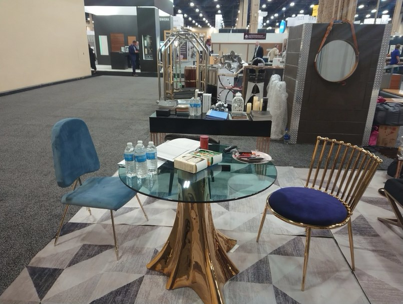 2019 HD Expo Hospitality Design Event in Lasvegas