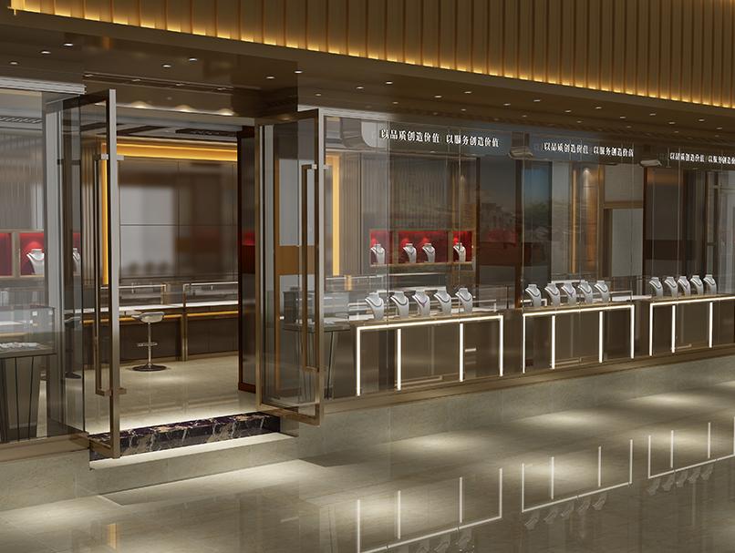 Modern Luxury Retail Fitouts