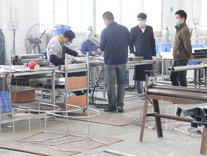 Guangzhou JingGang Furniture Workshop