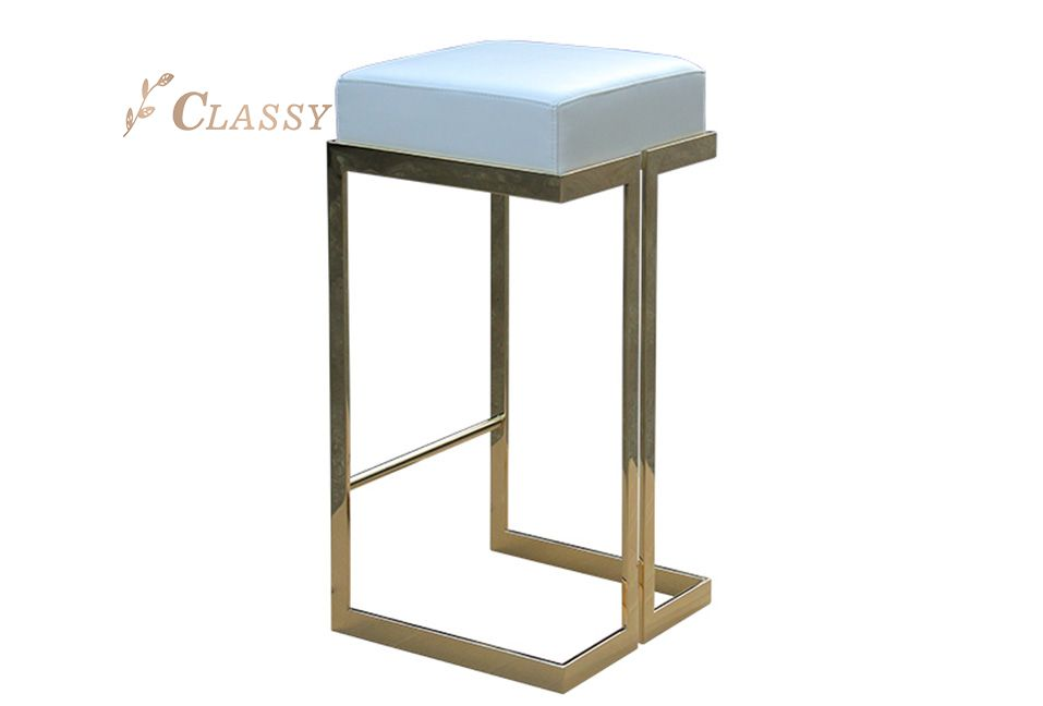 Sturdy and Comfortable Counter Chair