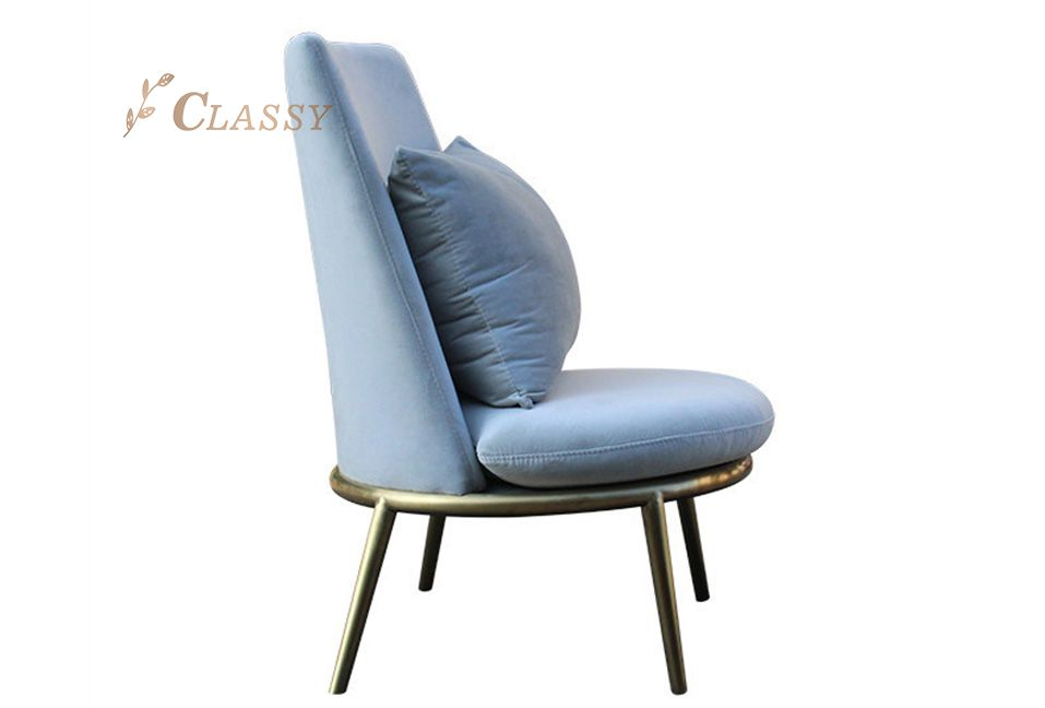 Various Color Fabric Dining Chair