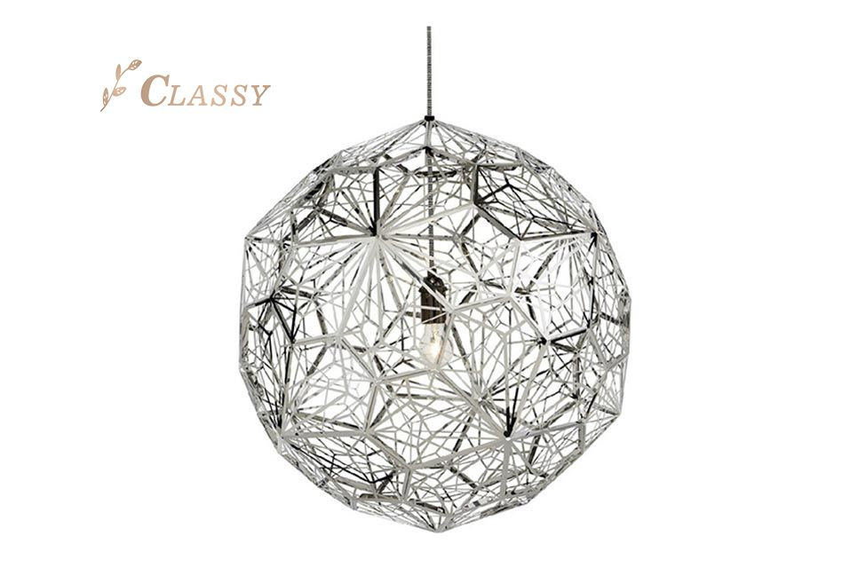 Classic Globe Pendant Lamp