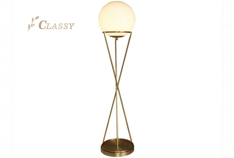 Stylish Metal Floor Lamp