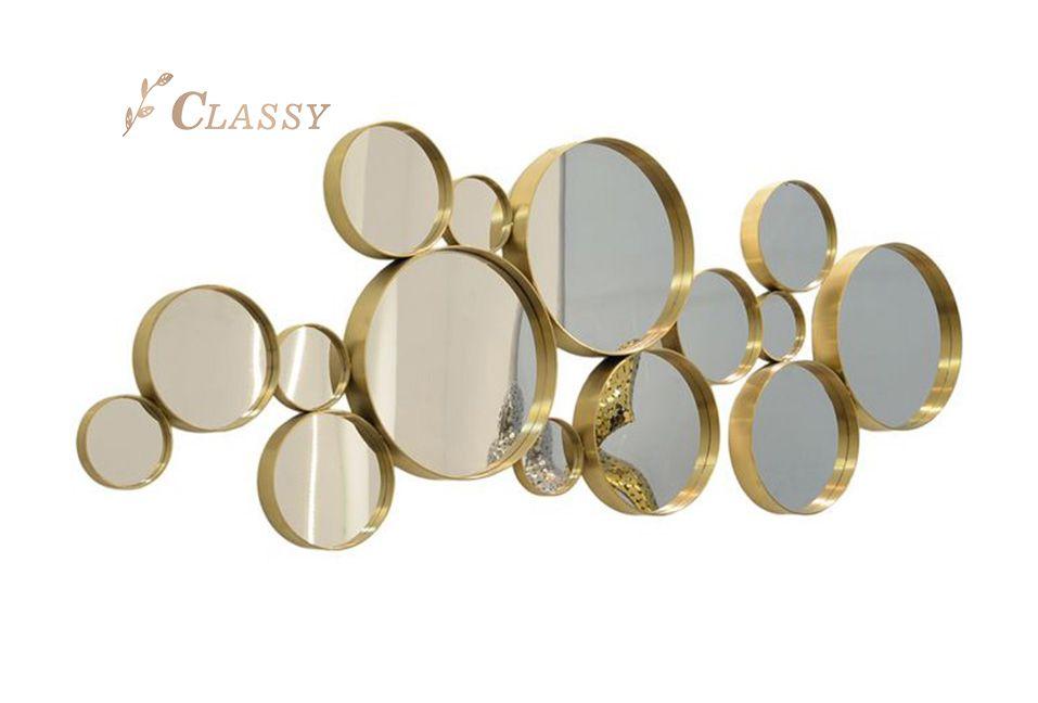 Metal Decorative Wall Mirror