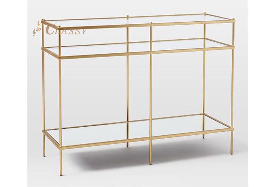 Two Layers Side Shelf
