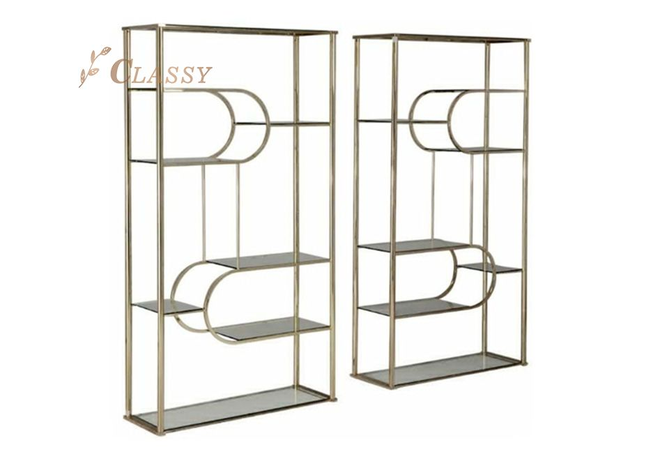 Chic Design Side Shelf