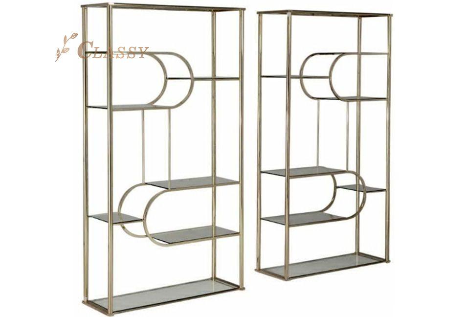 Chic Design Side Shelf