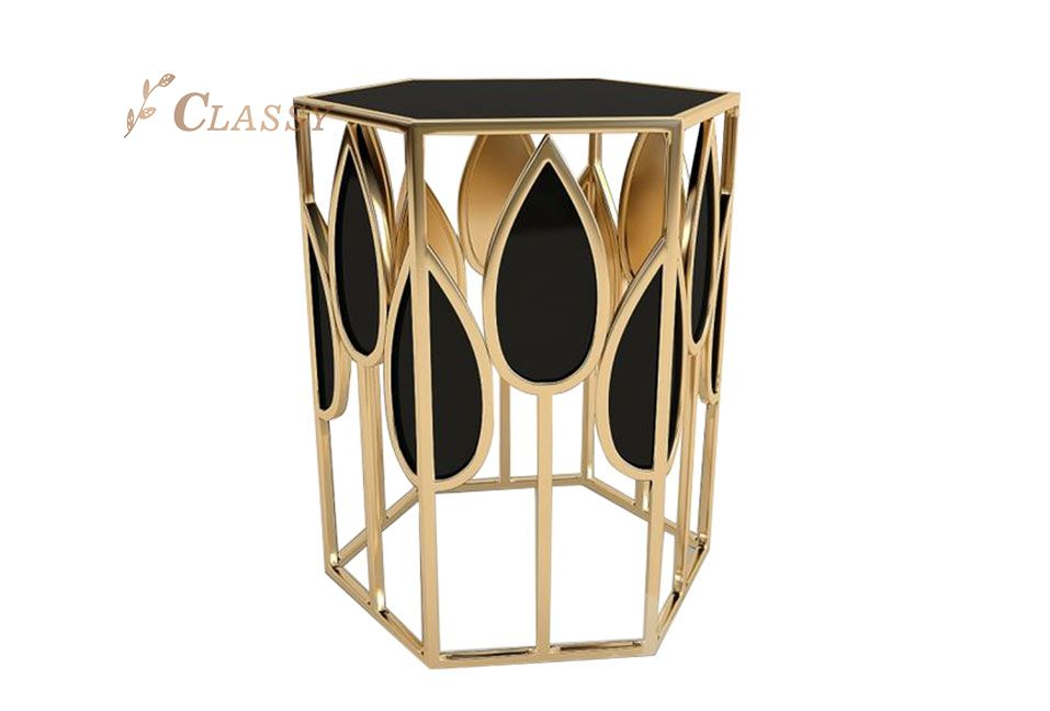 Durable Side Table for Living Room