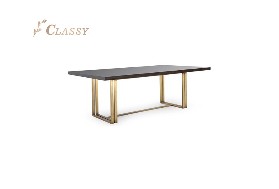 Restaurant Furniture Wood dining Table