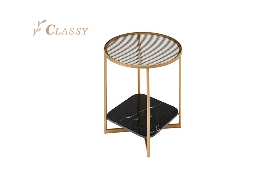 Modern Home Interior Side Table