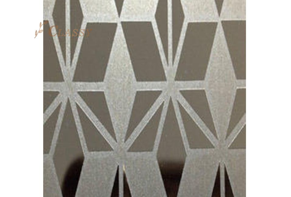 Stainless Steel Etched Decorative Sheets