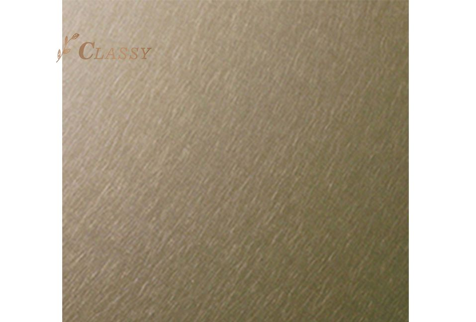 Stainless Steel Vibration Finish Sheet
