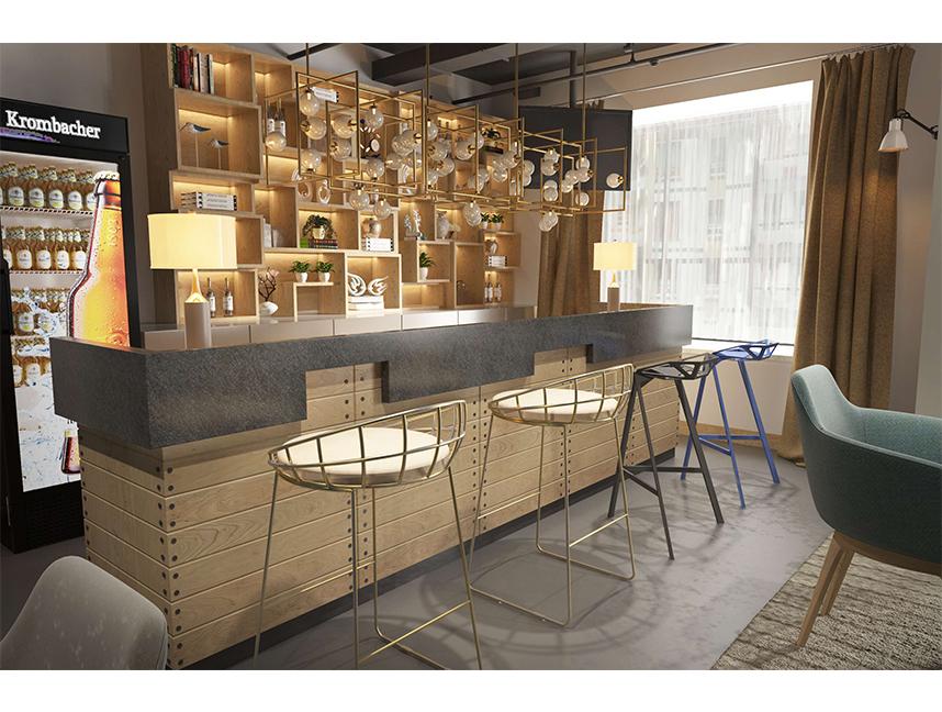 Modern Bar Room Interior Design