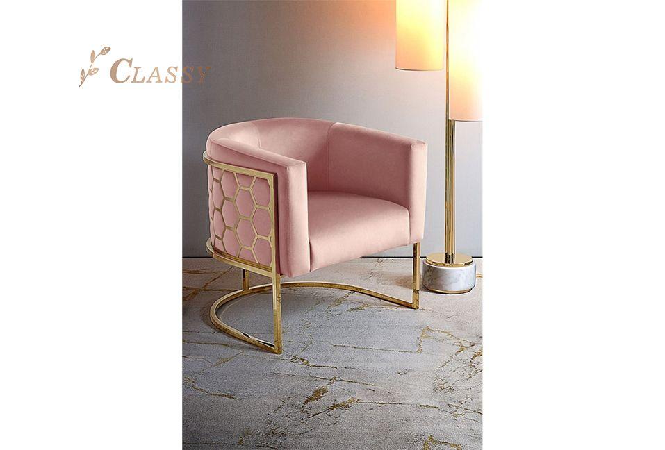 Luxury Hotel Room Armchair