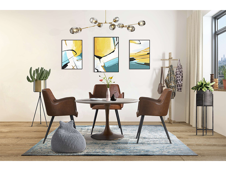 Nordic Dining Room Style Design