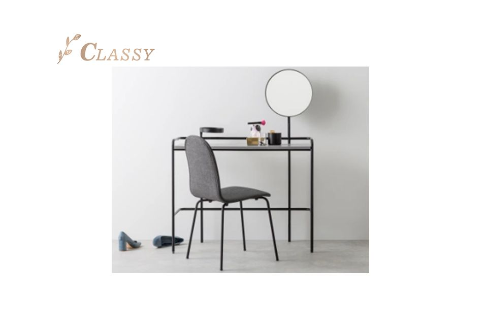 Metal Dressing Table