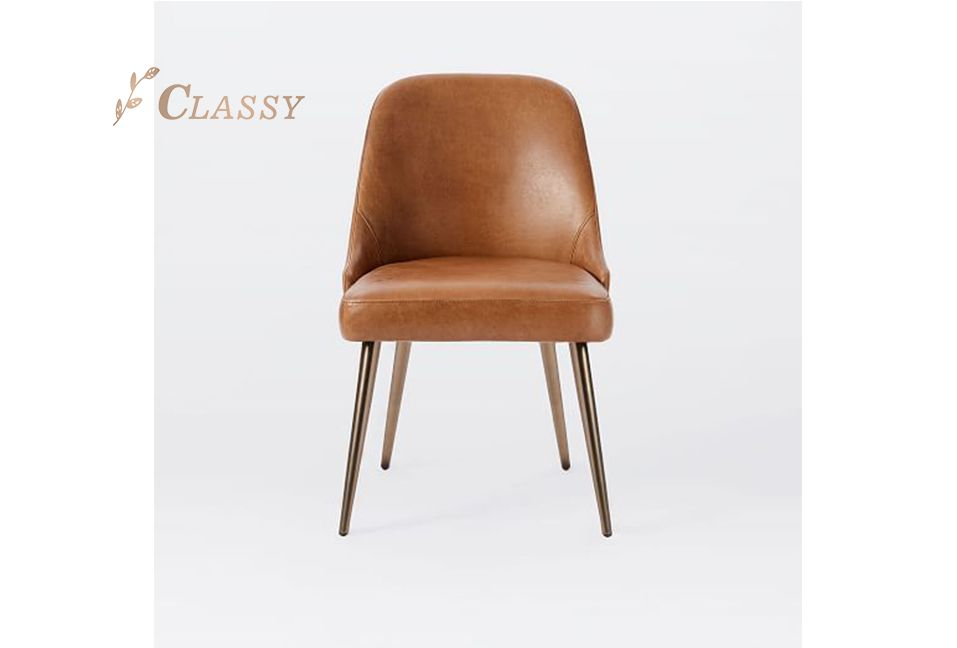 Restaurant Leather Dining Chair