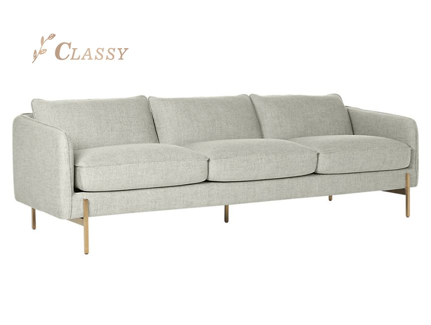 Fabric Leisure Sofa
