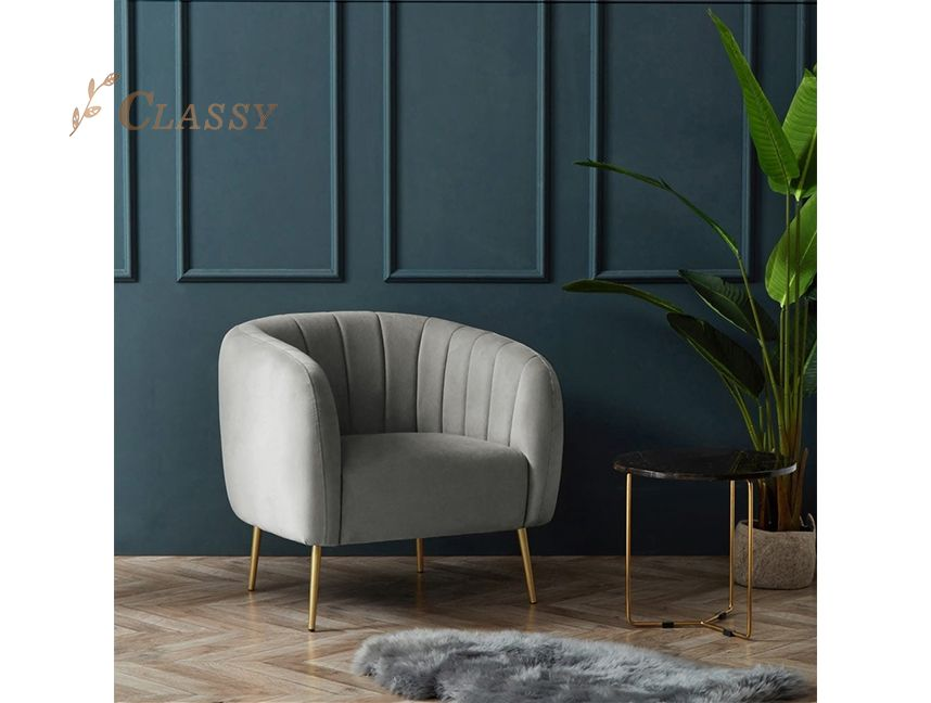 Living room Leisure armchair