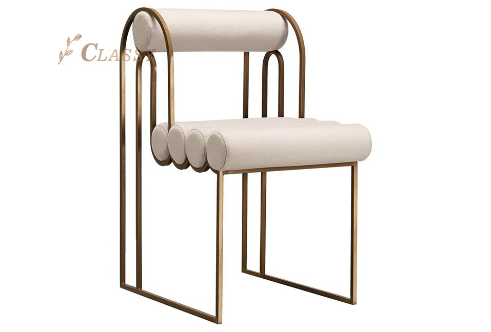 Curve Frame Dining Chair