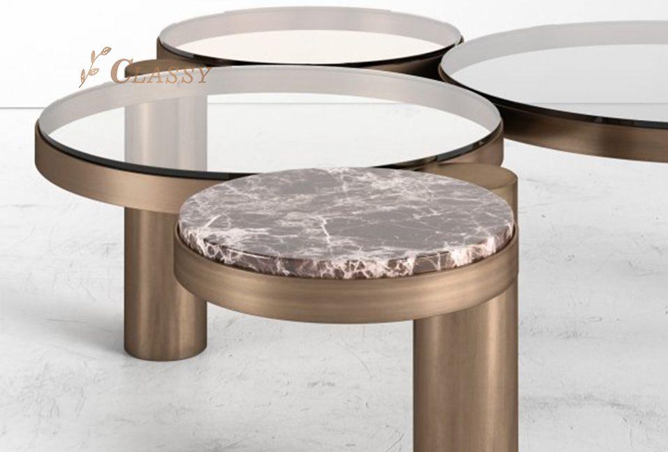 Unique Design Combined Coffee Table