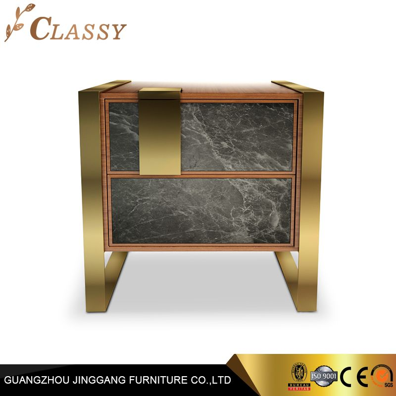 Metal Drawer Console Tables