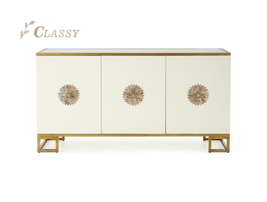 Hotel Living Room Furniture  Console Table Cabinet