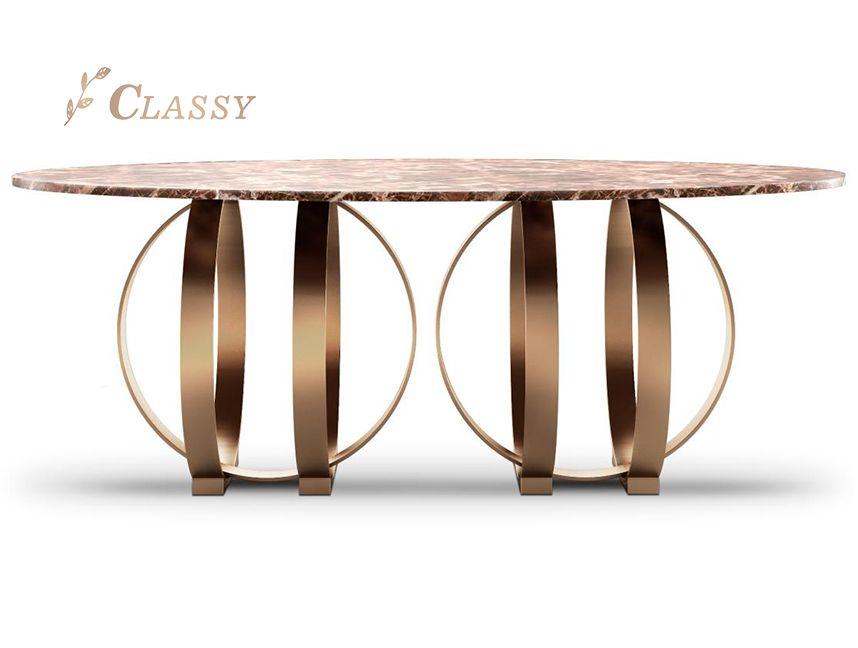 Luxury Living Room Coffee Table