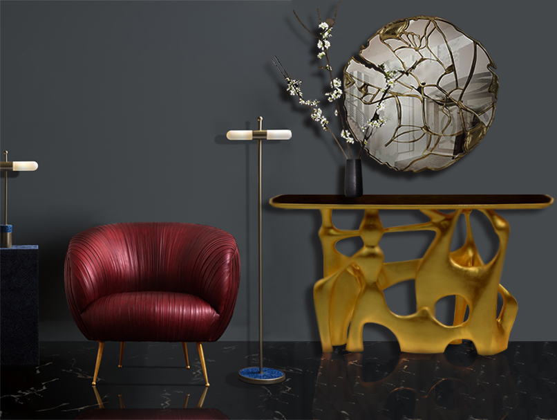 New Year Fortune Coming Your Way With This Lucky Console Table