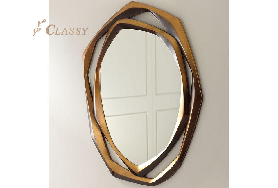 Mirrored Furniture Glass Mirror