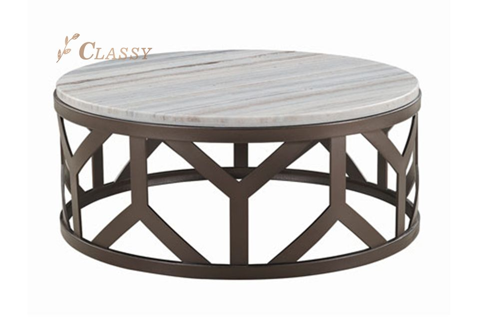 Antique Hotel Coffee Table