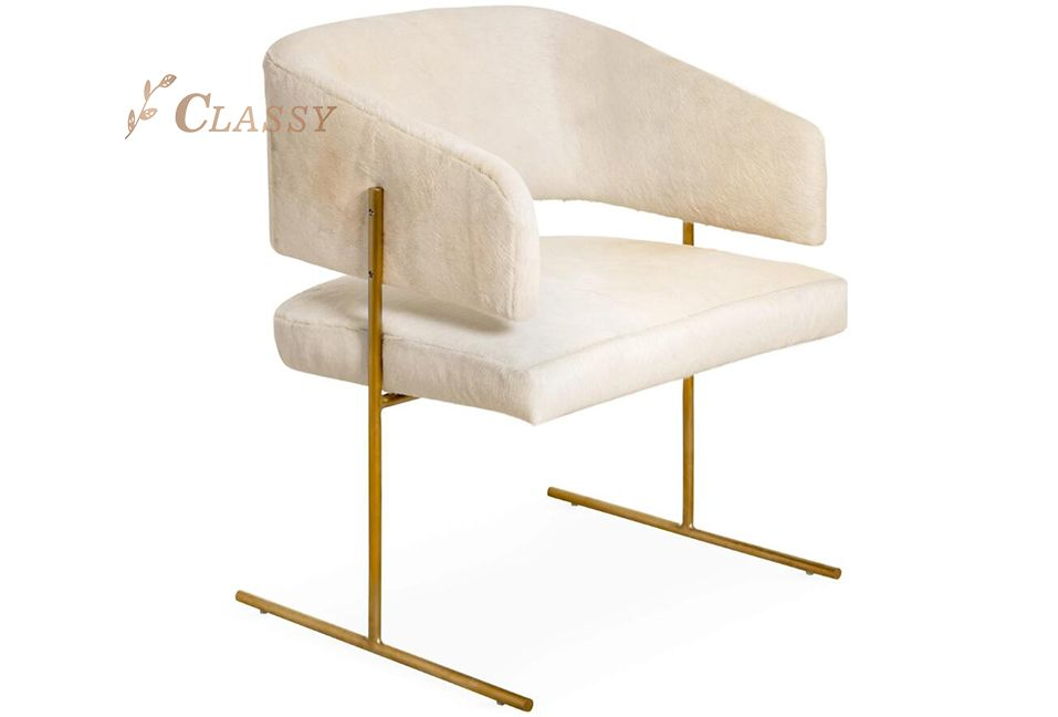 Simple Design Dining Armchair