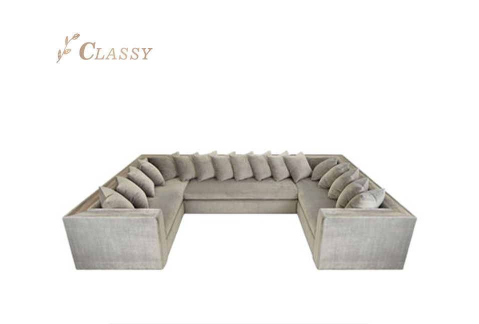 Multiplayer Sectional Sofa