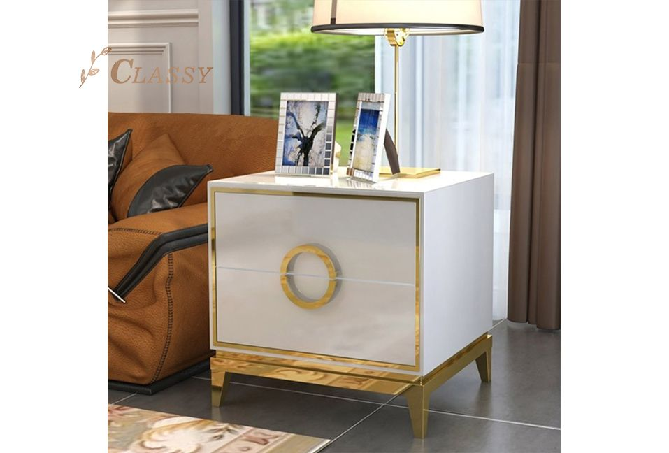 Golden Night Stand